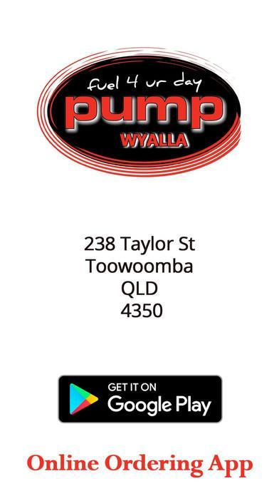 Get the App From Google Play - Pump Wyalla Plaza